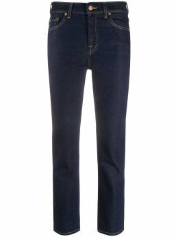 7 For All Mankind джинсы с нашивкой-логотипом JSYXA780RB