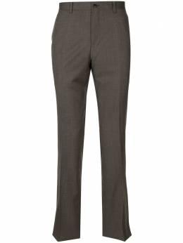Kent & Curwen строгие брюки прямого кроя K3635TM01085