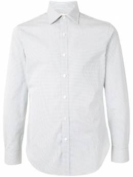 Kent & Curwen рубашка узкого кроя K3839TM10046