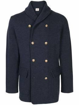 Kent & Curwen двубортное пальто K3867ER35039
