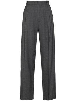 We11Done брюки со складками WDPT820005MMG