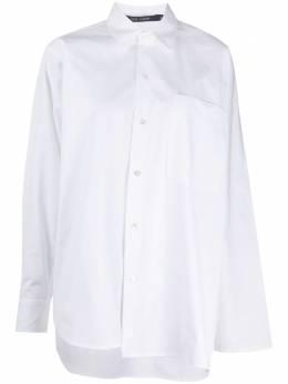 Sofie D'hoore рубашка асимметричного кроя на пуговицах BALLACSUP