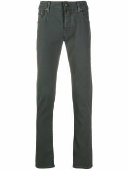Jacob Cohen прямые брюки J622COMF02090V5401