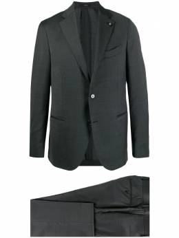 Lardini костюм с однобортным пиджаком IM854AEIMRP55486