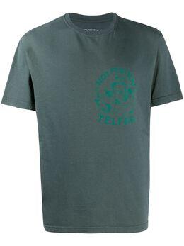 Telfar футболка с принтом FW20ST09OBI57005212FV12