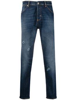 Pt05 узкие джинсы средней посадки C5TJ05B20BASTX22
