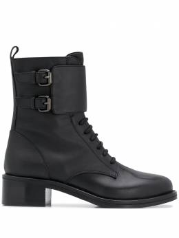Le Silla ботинки Jessi на шнуровке 6302R040M1PPCHI