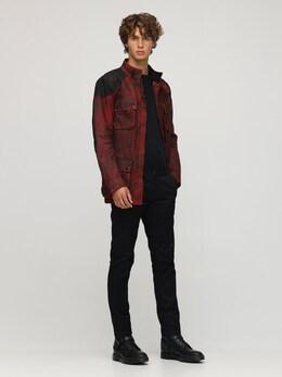 Куртка Из Хлопка Enduro Trialmaster Belstaff 72I3GB028-MDU5MTc1