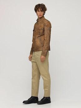 Куртка Из Замши Brookstone Belstaff 72I3GB010-NjAxMzA1