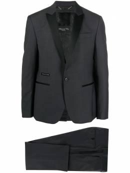 Philipp Plein костюм-двойка строгого кроя MRF0571PTE003N