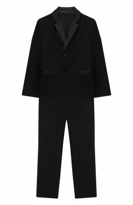 Шерстяной костюм Emporio Armani 6H4VJ8/4N3FZ