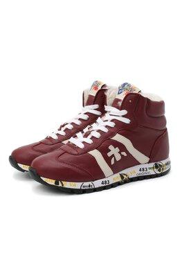 Высокие кроссовки Premiata Will Be ADAM-M/M0081313/JUN