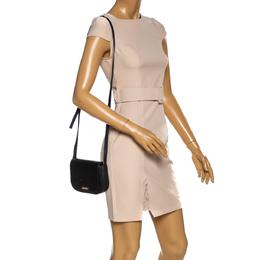 Kate Spade Black Leather Nadine Crossbody Bag 323099
