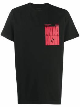 Maharishi футболка World Corps 9237
