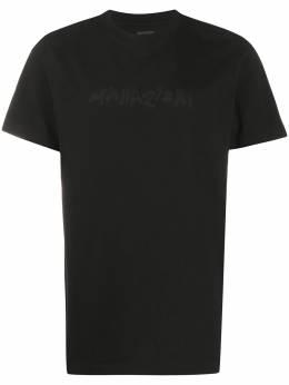 Maharishi футболка Mamushi с логотипом 9233