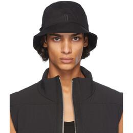11 By Boris Bidjan Saberi Black New Era Edition Bucket Hat 59 11xNE