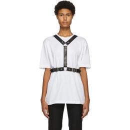Junya Watanabe White Harness 2 T-Shirt JF-T003-051