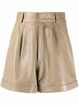 Manokhi шорты с завышенной талией A0000111