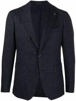 Tagliatore однобортный пиджак узкого кроя 1SMC22K47UIG046