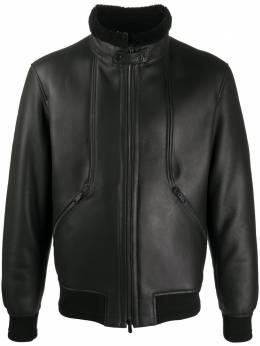 Z Zegna куртка с высоким воротником VV091ZZ999
