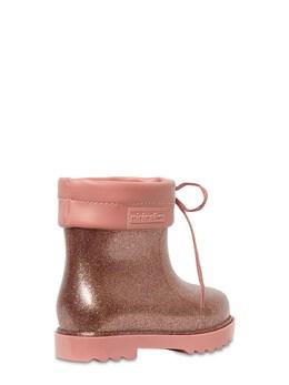 Scented Glitter Rubber Boots Mini Melissa 72I91Z002-NTM4MjA1