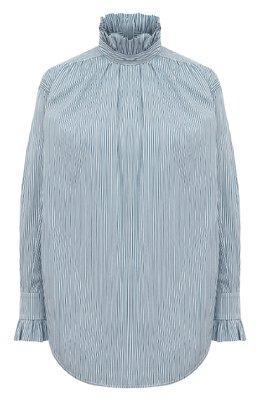 Хлопковая блузка Tela 02 7401 01 0125