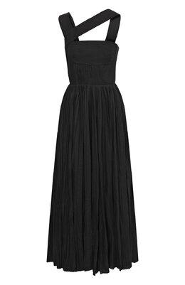 Льняное платье Gabriela Hearst 420405 LI014