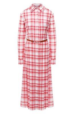 Хлопковое платье Gabriela Hearst 420426 T033
