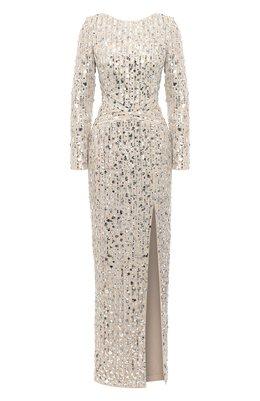Платье с пайетками Rasario 0018W20_8