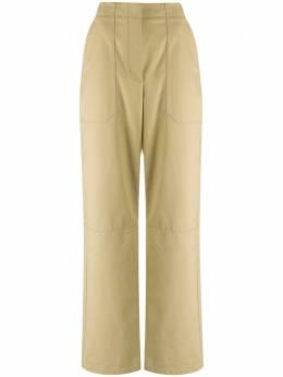 Roksanda брюки с контрастным накладным карманом SS20P21518