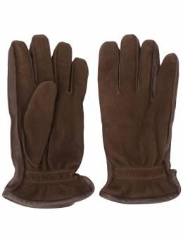 Ermenegildo Zegna однотонные перчатки Z8G60G8J