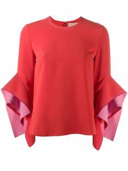Roksanda блузка с манжетами SS20B646106