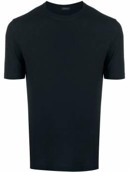Zanone футболка с круглым вырезом 811821Z0380