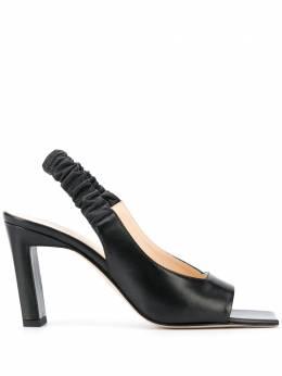 Wandler босоножки на блочном каблуке 20208261201