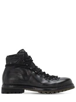 Кожаные Ботинки 30mm Premiata 72I4Q7004-TkVSTw2