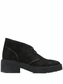 Clarks Originals ботинки дезерты на шнуровке 150823