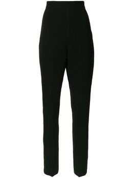 Saiid Kobeisy брюки кроя слим с завышенной талией CAPS2026