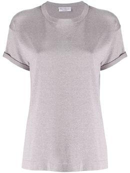 Brunello Cucinelli футболка свободного кроя M41810000C9461