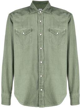 Eleventy long sleeve shirt B75CAMA09TES0B127