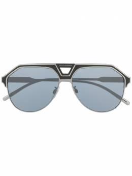Dolce&Gabbana Eyewear солнцезащитные очки-авиаторы DG2257
