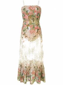 Alexis платье миди с пайетками A22004216367