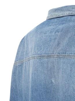 Рубашка Из Хлопкового Деним R13 72I3KH021-QlJJTkRMRVk1