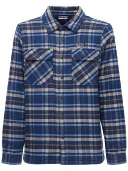 Фланелевая Куртка M's Insulated Fjord Patagonia 72I0LL036-SU5OQQ2