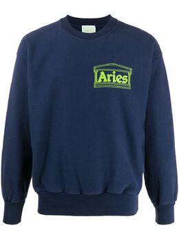 Aries джемпер с логотипом FRAR20000