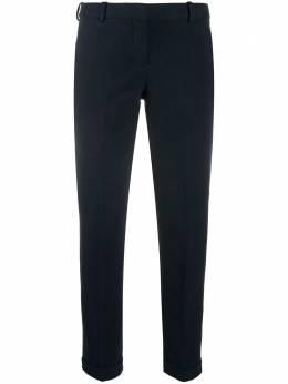 Circolo 1901 укороченные брюки строгого кроя FD1632