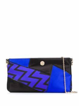 Emilio Pucci сумка через плечо с графичным принтом из коллаборации с Koché 0UBD090U906