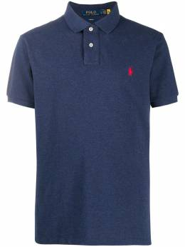 Polo Ralph Lauren рубашка поло с вышитым логотипом 710536856265