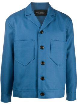 Viktor & Rolf однобортная куртка MMO01L59132