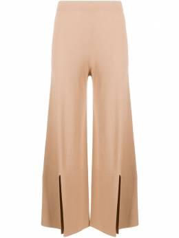 D'Exterior брюки с разрезами 50011