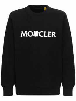 Свитшот Из Хлопка С Логотипом Moncler Genius 72I3GK031-OTk50